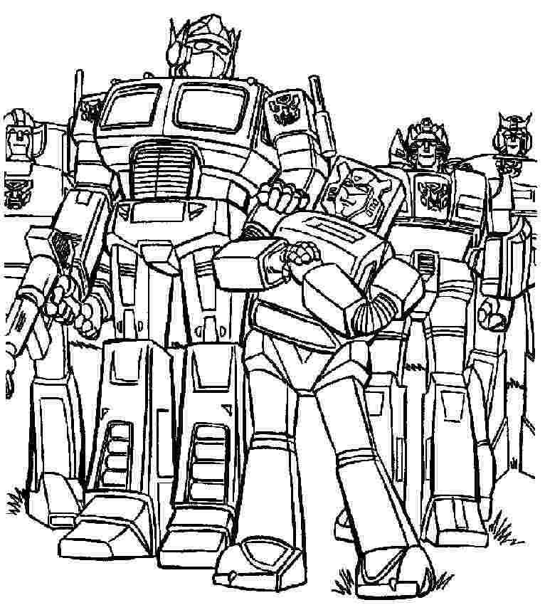 coloring sheets of transformers nengaku transformers