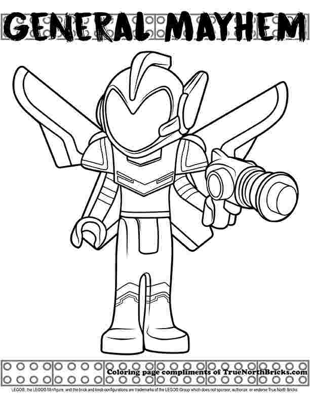 Lego Movie 2 Coloring Pages Pictures Whitesbelfast