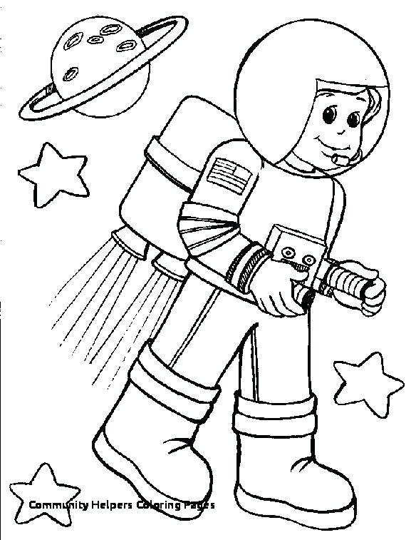 community helpers coloring sheets for toddlers pusat hobi