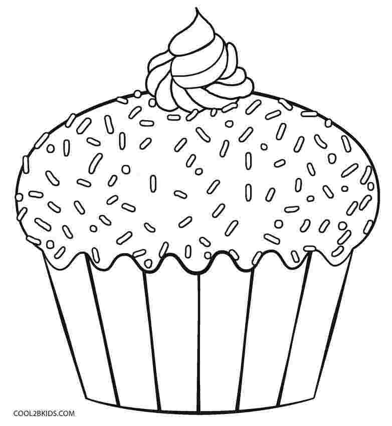 cupcake coloring pages free cupcake coloring pages team