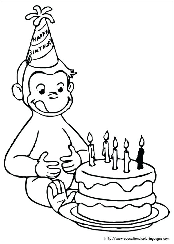 curious george coloring sheets vogelrechte