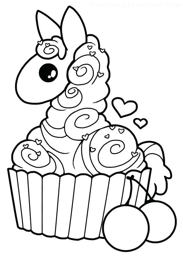 cute llama coloring pages at getdrawings free for