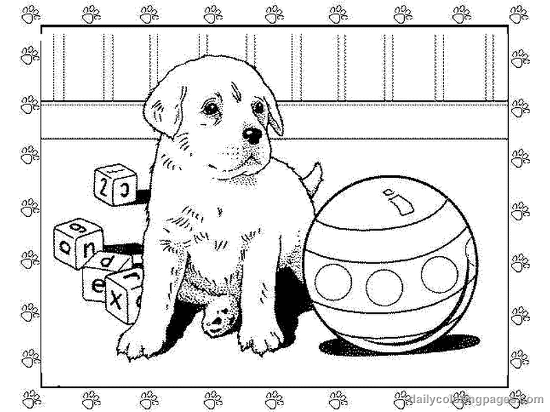 cute puppy coloring pages clip art library