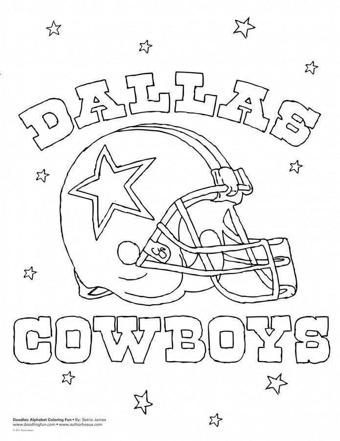 dallas cowboys coloring pages clip art library
