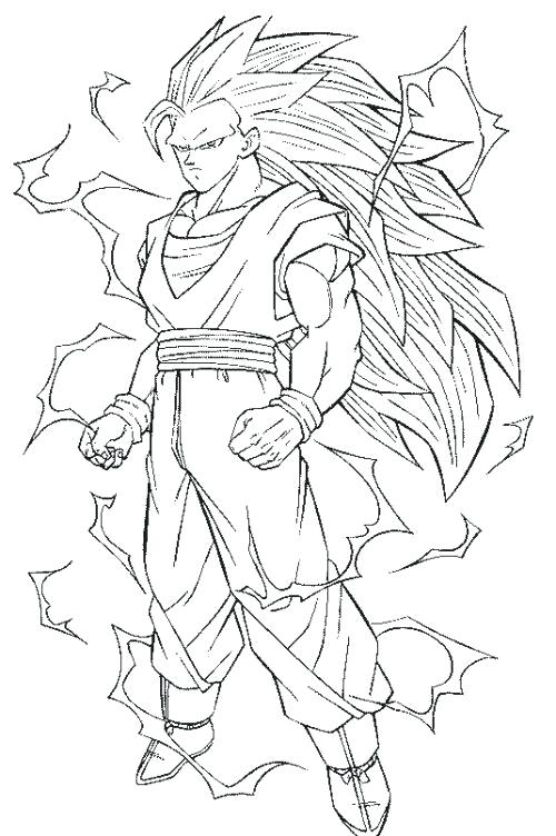 dbz coloring pages dragon ball vegeta schager