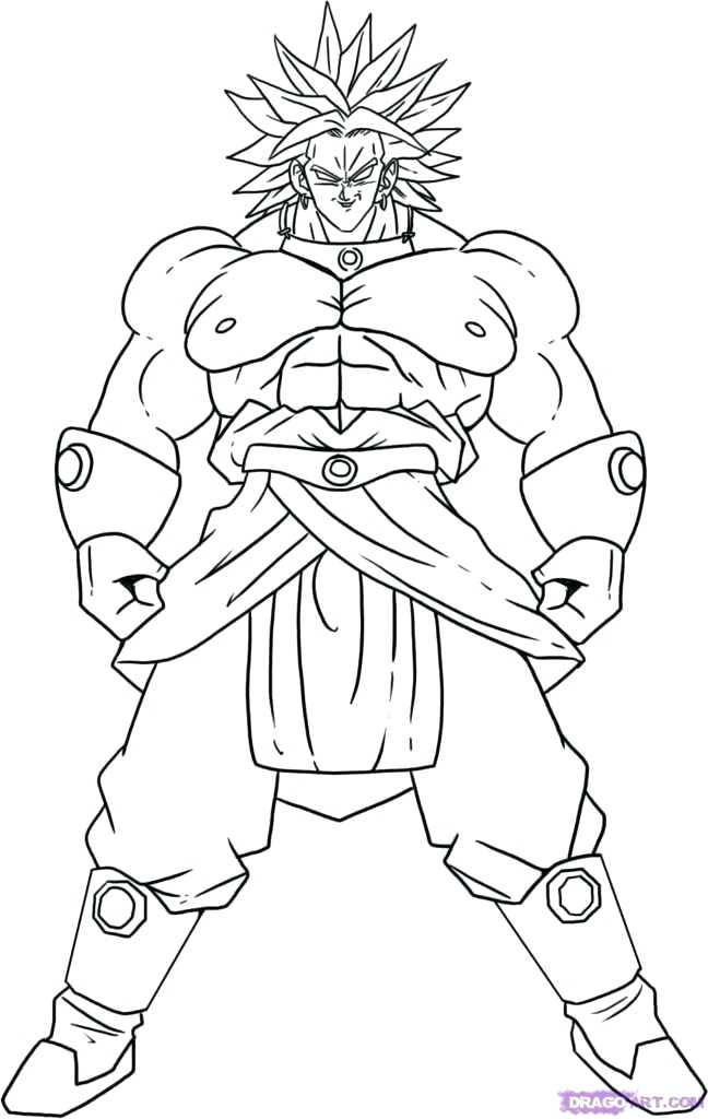 dbz coloring pages dragon ball z goku super saiyan god on