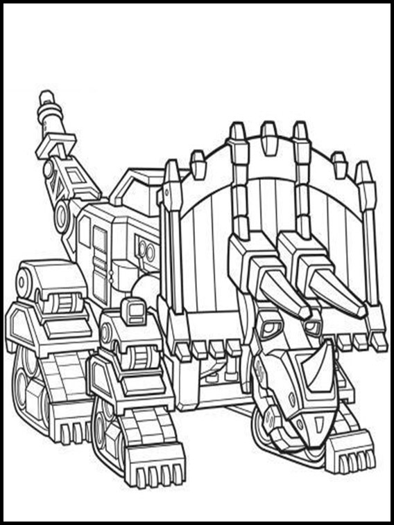 dinotrux coloring book 2
