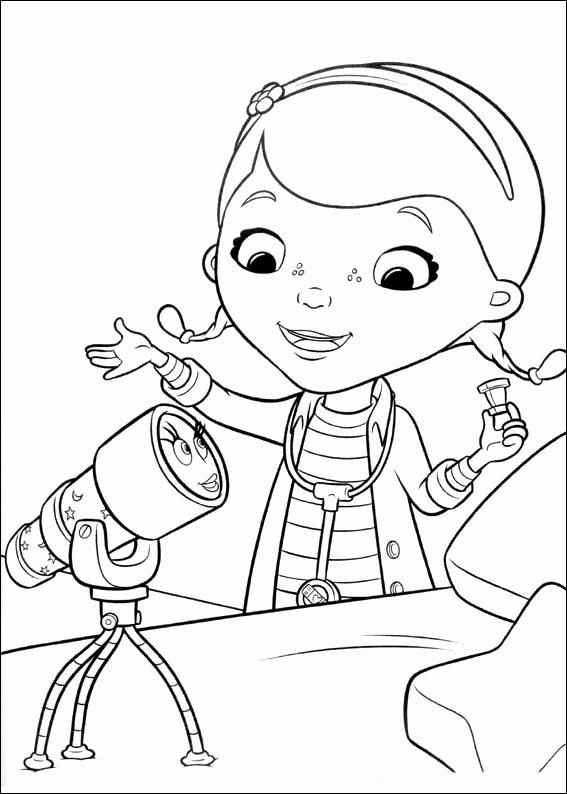 doc mcstuffins coloring page beautiful doc mcstuffins