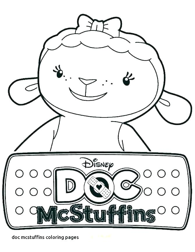 doc mcstuffins printable coloring pages color page wigglepro