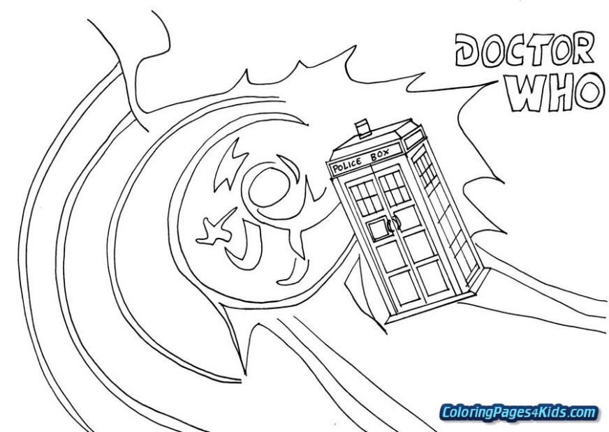 doctor who coloring pages amy pond free printable coloring
