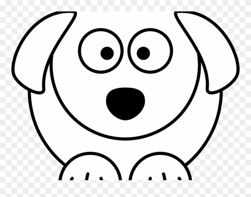 dog faces coloring pages free black and white cartoon