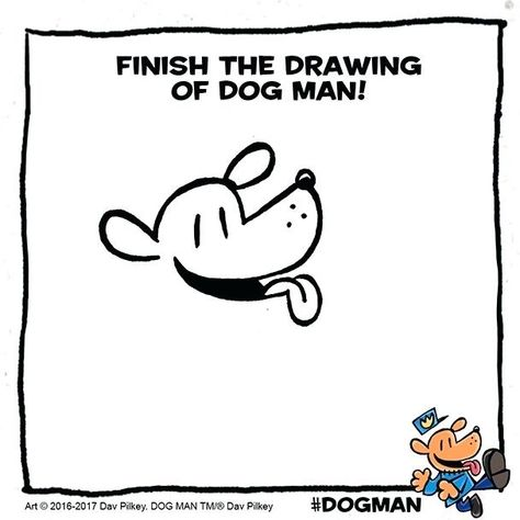 dog man unleashed coloring pages add your artistic touch to