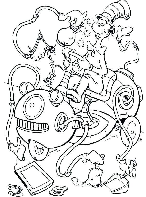 dr seuss coloring page siirthaber