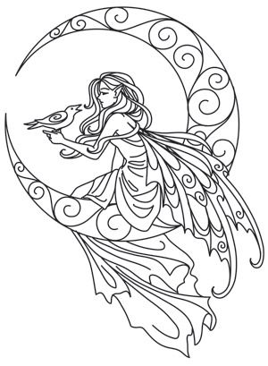 fairy free printable coloring pages fairy coloring pages