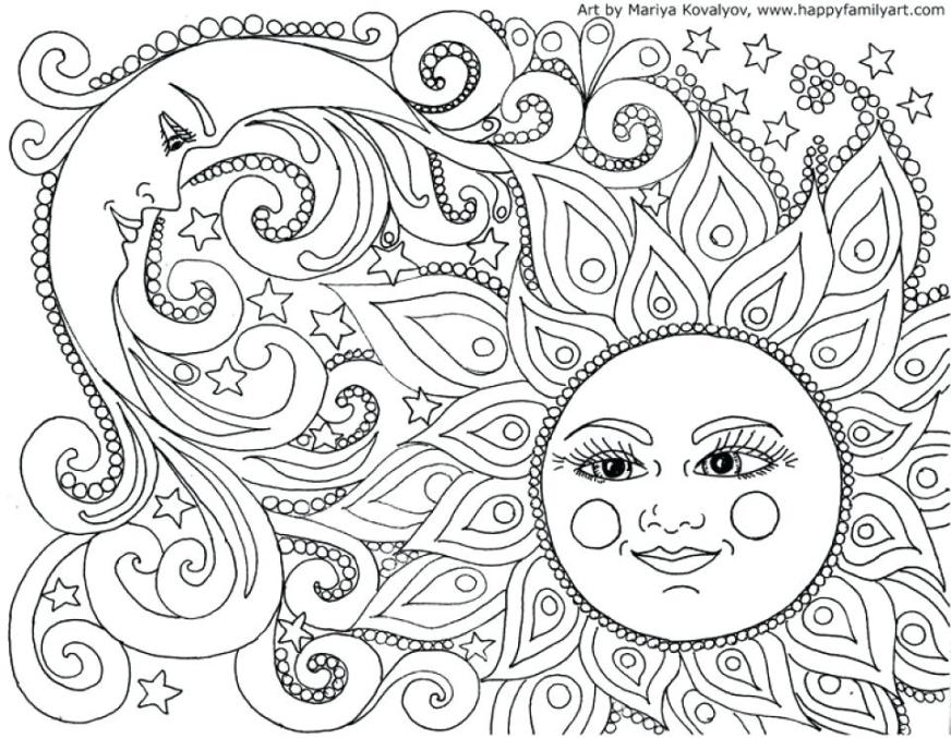 fancy coloring pages at getdrawings free for personal
