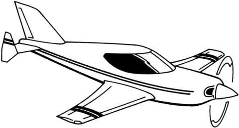 flying plane coloring page free printable coloring pages