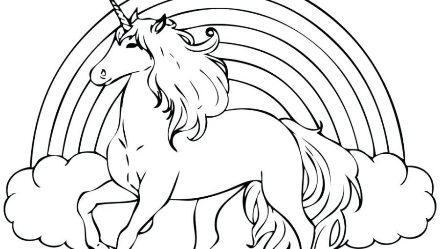 flying unicorn coloring pages at getdrawings free for