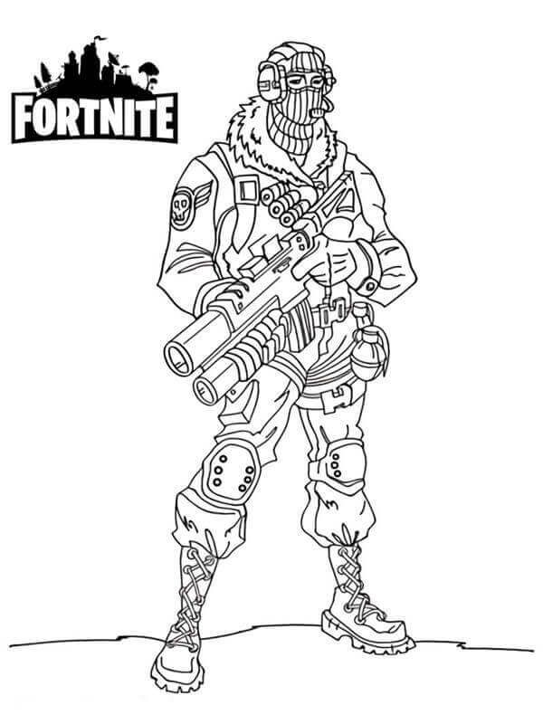 fortnite raptor coloring page coloring pages for boys
