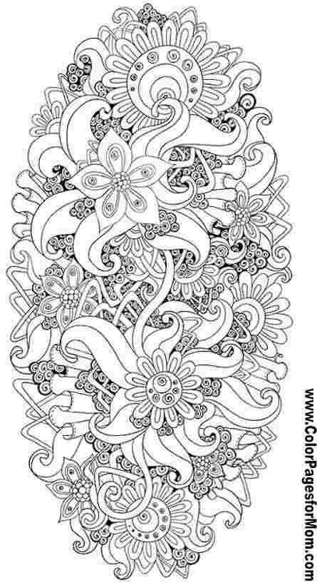 free advanced coloring pages for adults and artists doodle