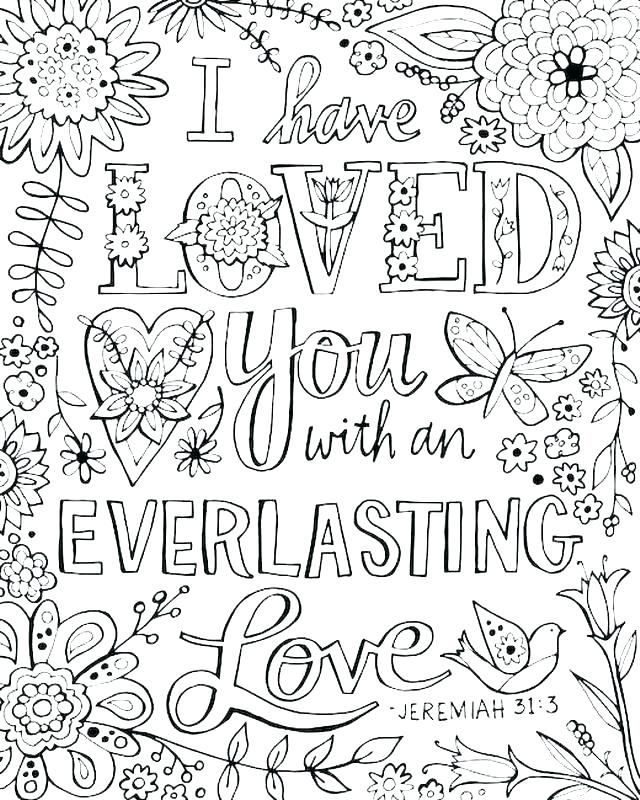 free bible coloring pages for adults at getdrawings
