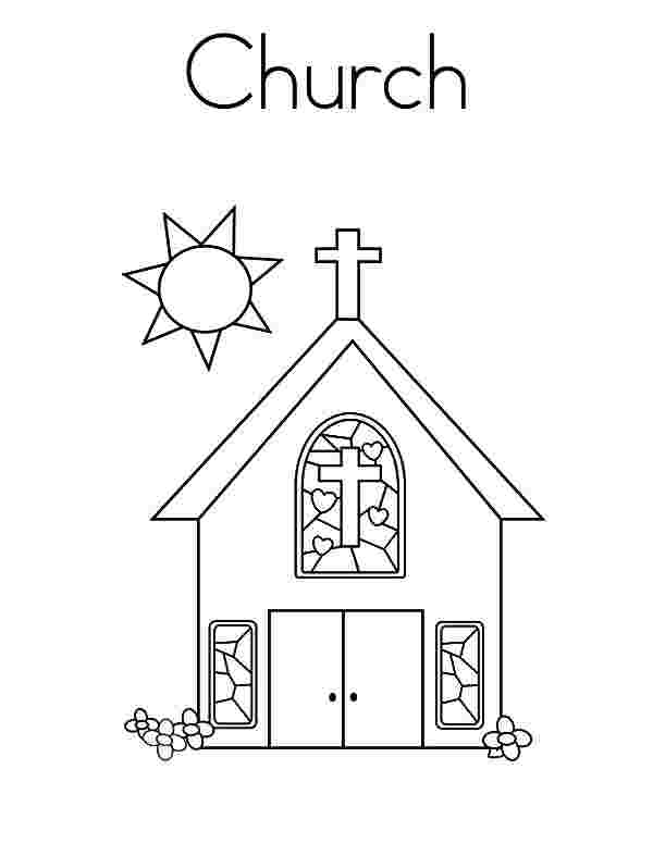 free coloring pages for church 9 church coloring pages from