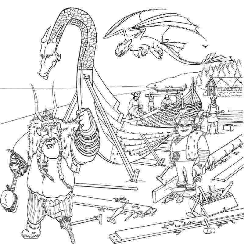 free coloring pages how to train your dragon 3 all kids from