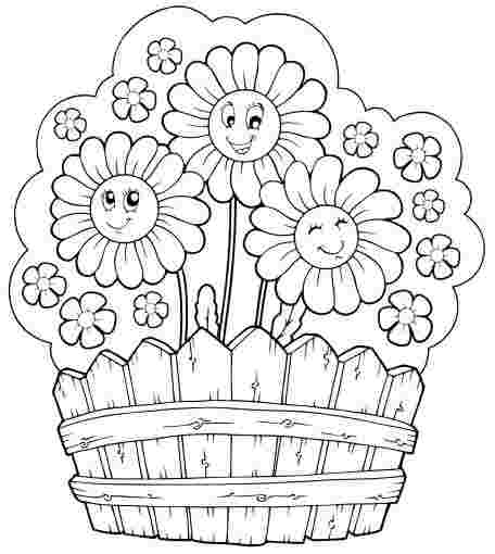 free coloring pages of summer flowers summer flowers