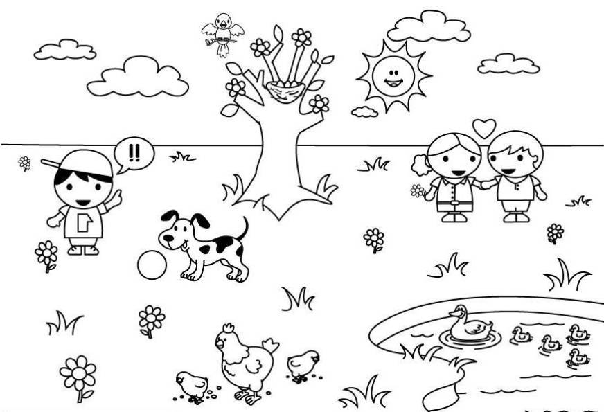 free coloring pages weather download free clip art free