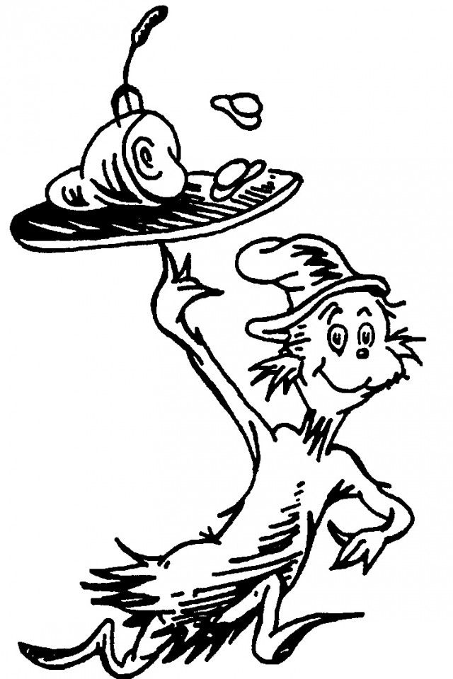 free dr seuss coloring pages green eggs and ham download