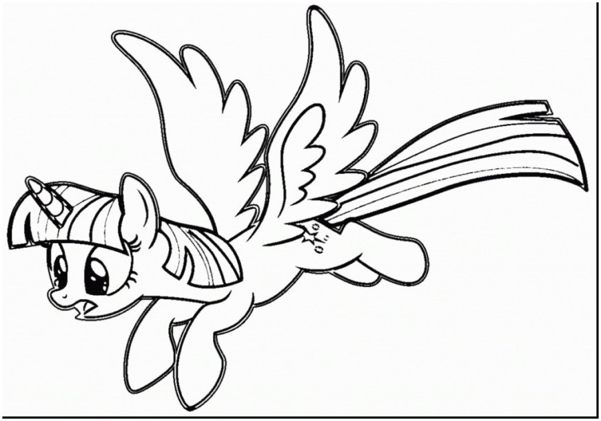 free my little pony coloring pages best rainbow dash