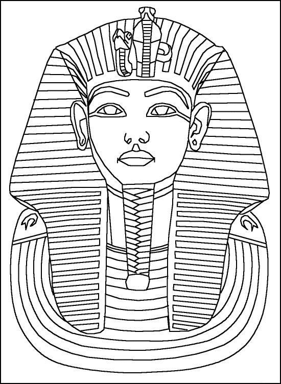 free printable ancient egypt coloring pages for kids altes