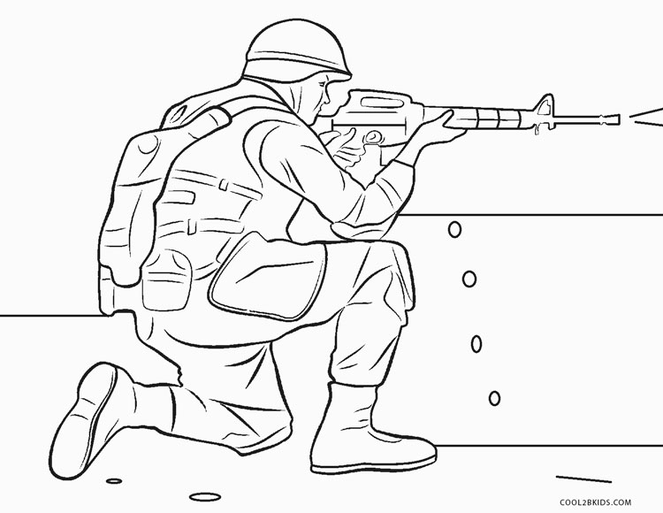 Army Coloring Pages Pictures Whitesbelfast Com