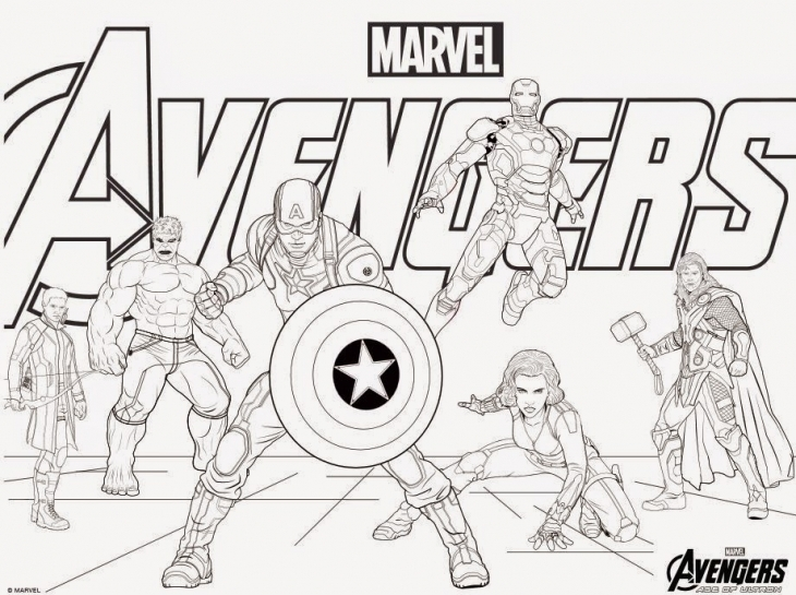 free printable avengers coloring pages for kids berbagi