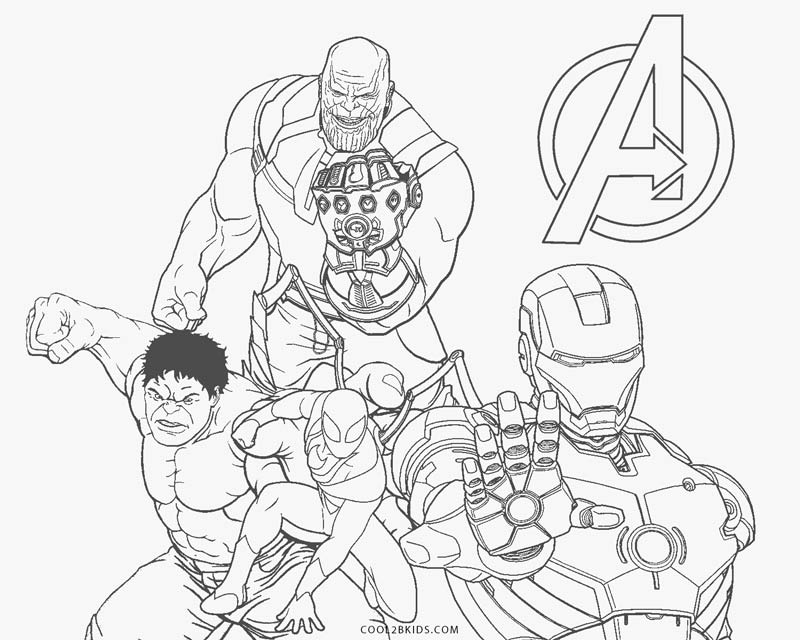free printable avengers coloring pages for kids cool2bkids