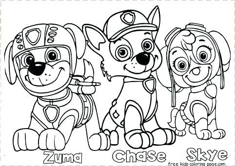 free printable coloring books paw patrol pusat hobi
