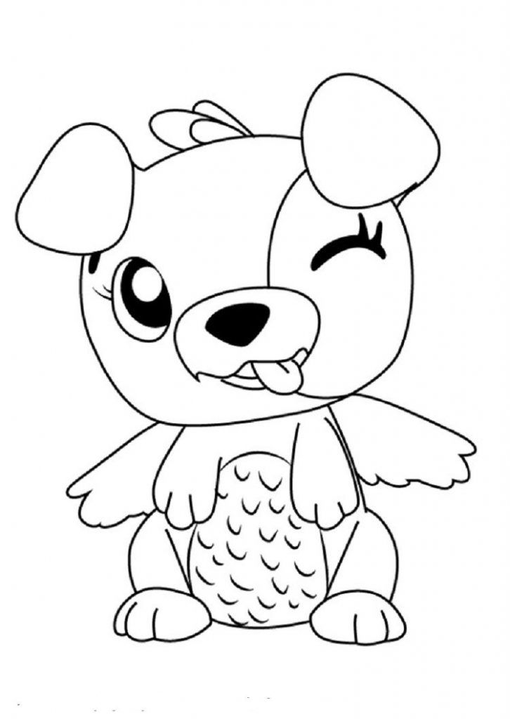free printable coloring pages hatchimals pusat hobi