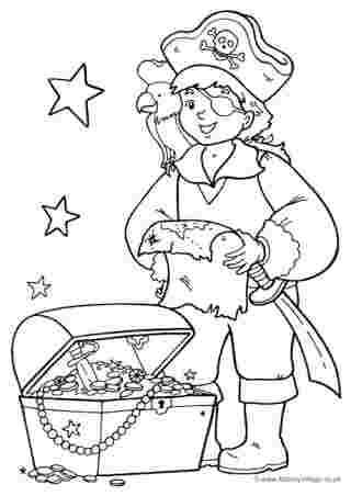 free printable pirate coloring pages pirate coloring pages