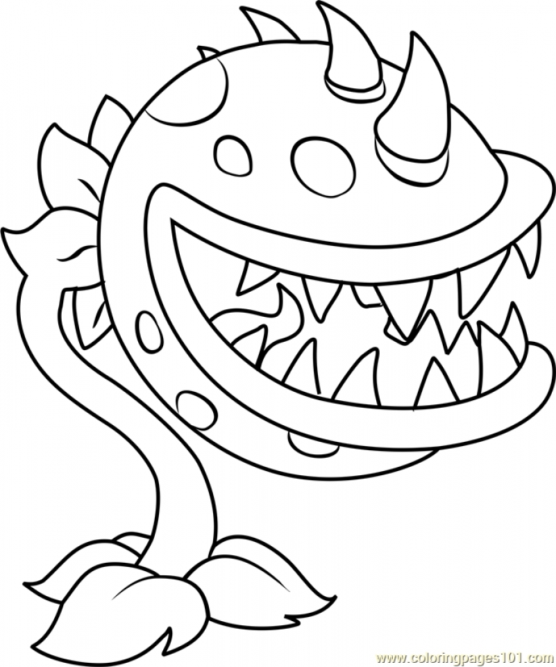 - Plants Vs Zombies Coloring Pages Collection - Whitesbelfast