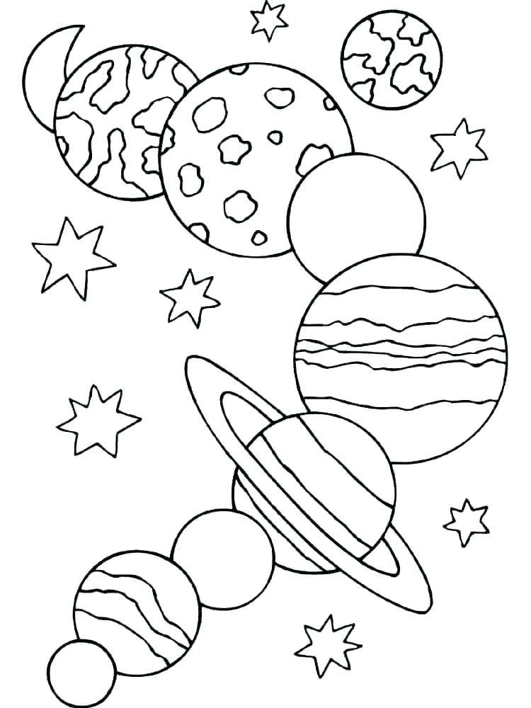free printable solar system coloring pages for kids planet