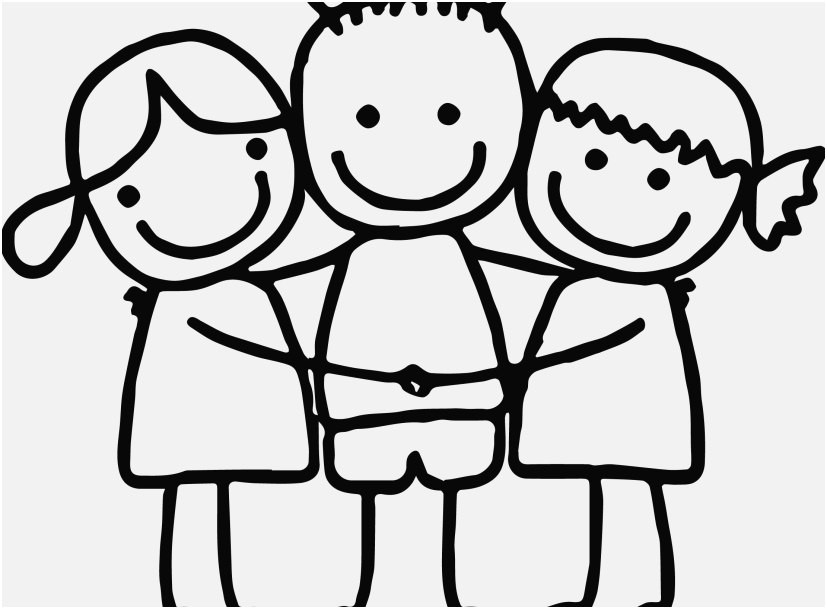 friends coloring pages for preschoolers photo friendship