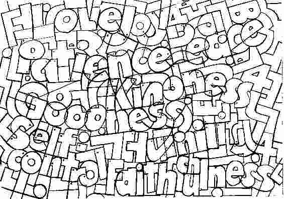fruit of the holy spirit coloring pages the fruit of the