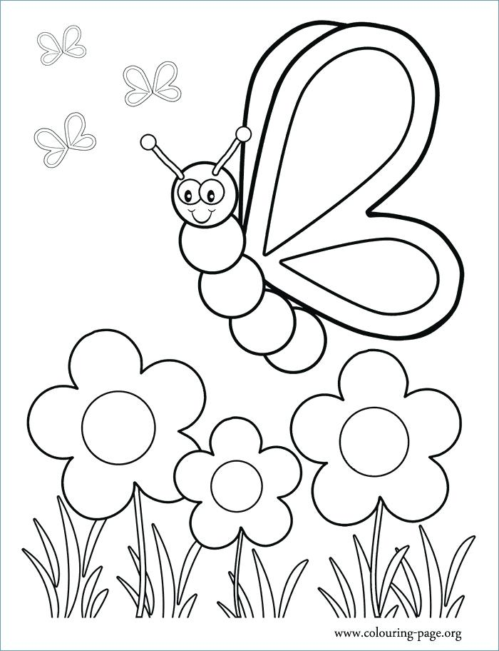 garden coloring pages for kids at getdrawings free for