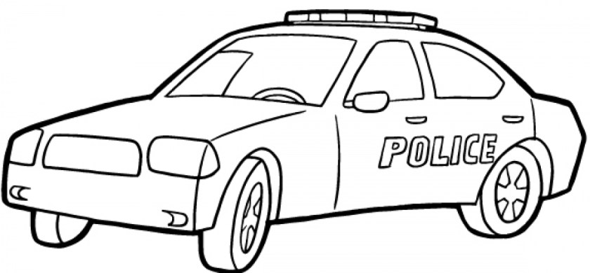get this free police car coloring pages 33958