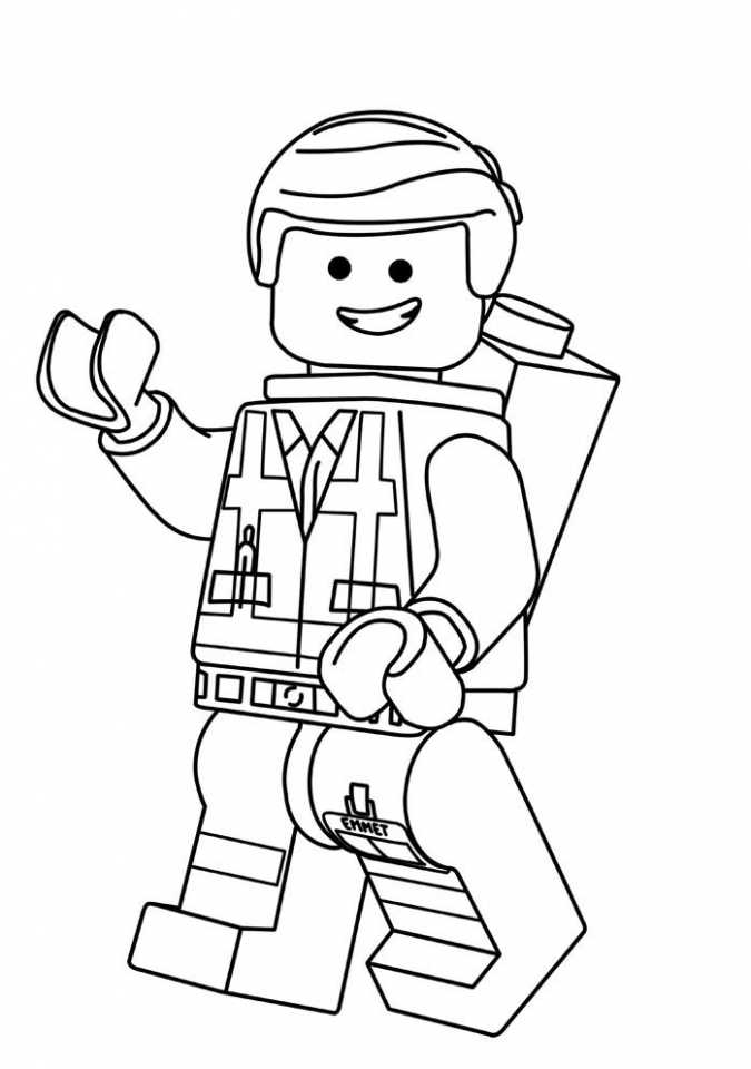 get this free the lego movie coloring pages 623680