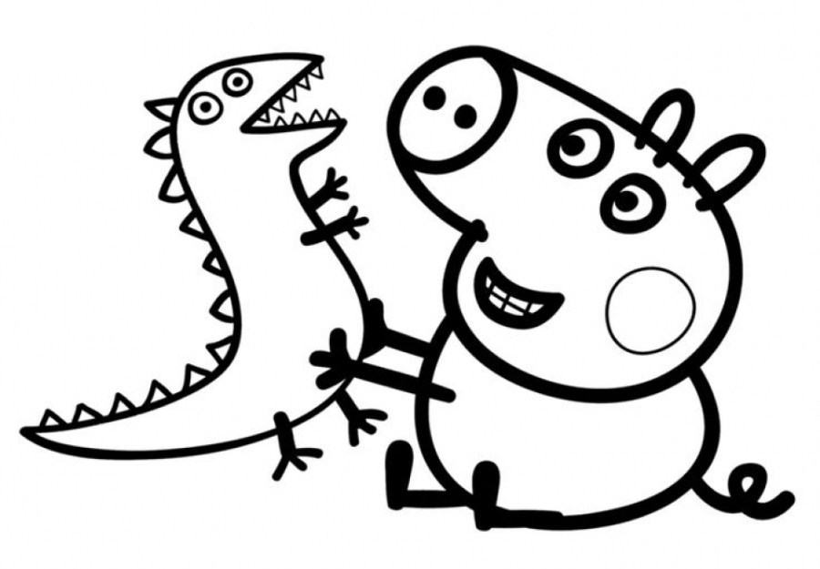 get this printable peppa pig coloring pages online 34669