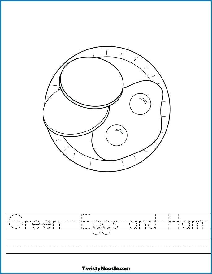 green eggs and ham coloring pages uwcoalition