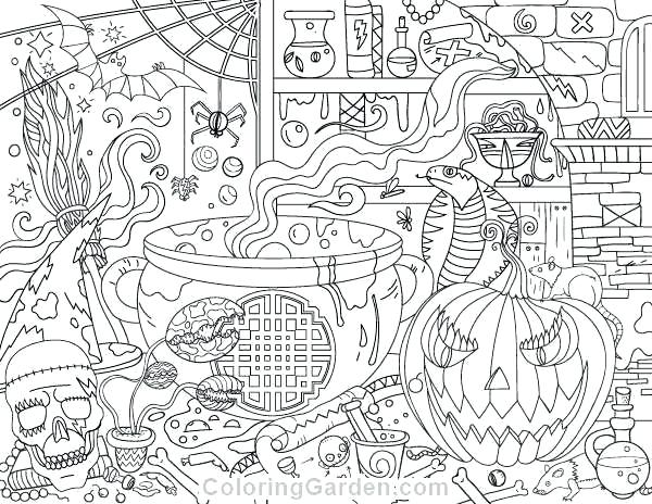 halloween coloring pages pdf teless