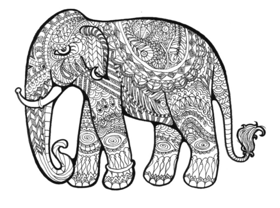 hard colouring pages for teenagers clip art library