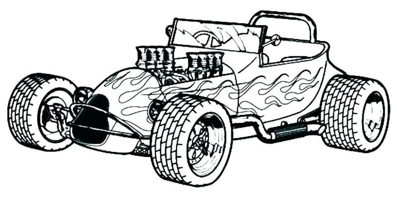 hot wheels coloring pages pictures - whitesbelfast