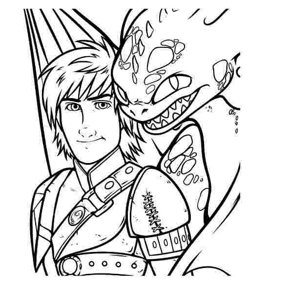 how to train your dragon hidden world coloring pages new